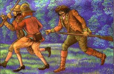 Картинка к сказке братьев Гримм Два брата