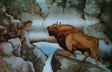 Картинка к сказке Хрустальный шар