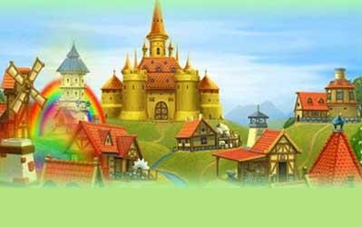 Картинка к сказке Гримм Королевские дети