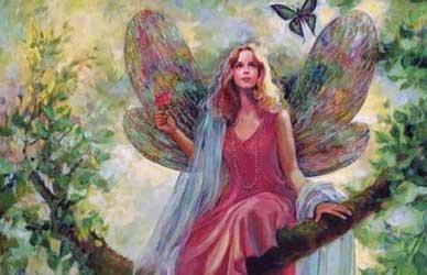 Картинка к сказке Шарля Перро Подарки феи